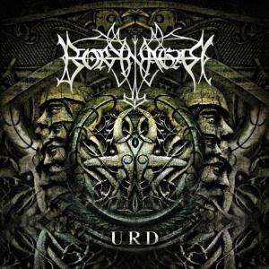 Urd by BORKNAGAR album cover