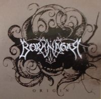 Borknagar - Origin CD (album) cover
