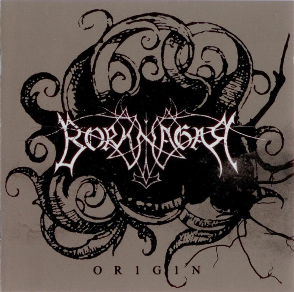 Origin by BORKNAGAR album cover