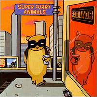 Super Furry Animals Radiator album cover