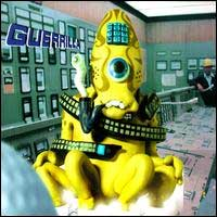 Super Furry Animals - Guerrilla CD (album) cover