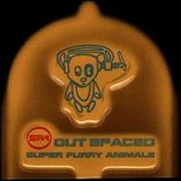 Super Furry Animals Out Spaced album cover