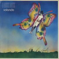 Volando by DIK DIK, I album cover