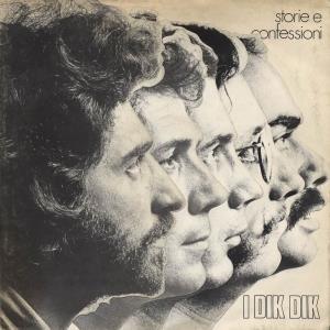 Storie e confessioni by DIK DIK, I album cover