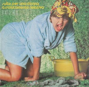I Dik Dik - Suite Per Una Donna Assolutamente Relativa CD (album) cover