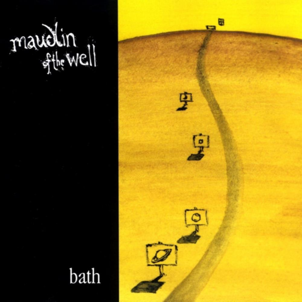 Maudlin Of The Well Bath album cover