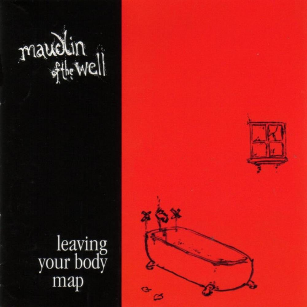 Leaving Your Body Map by MAUDLIN OF THE WELL album cover