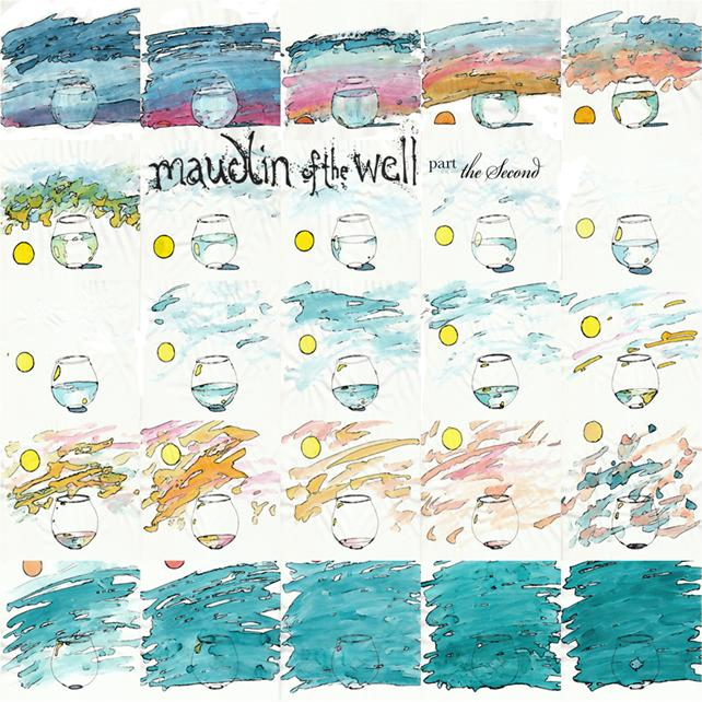 Maudlin Of The Well Part The Second album cover
