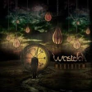 Wastefall - Meridiem CD (album) cover