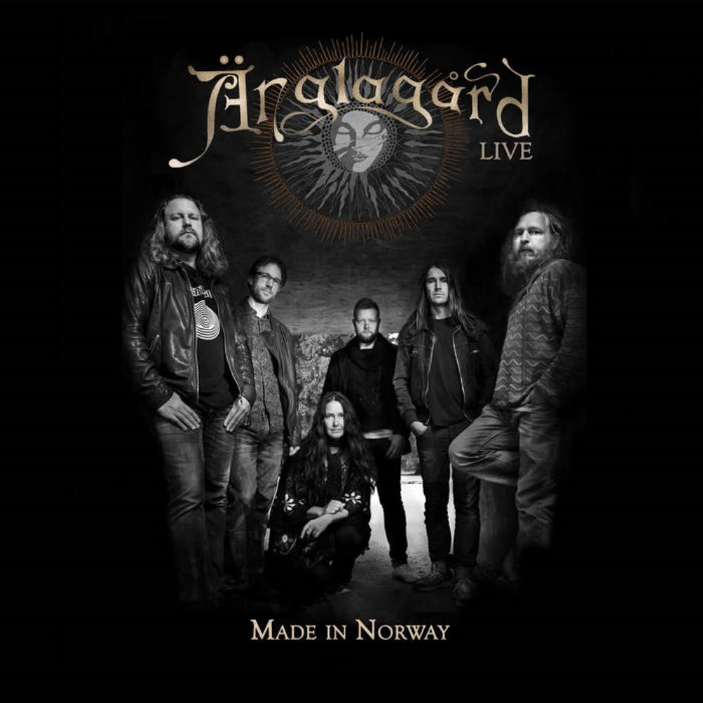 Made In Norway by ÄNGLAGÅRD album cover