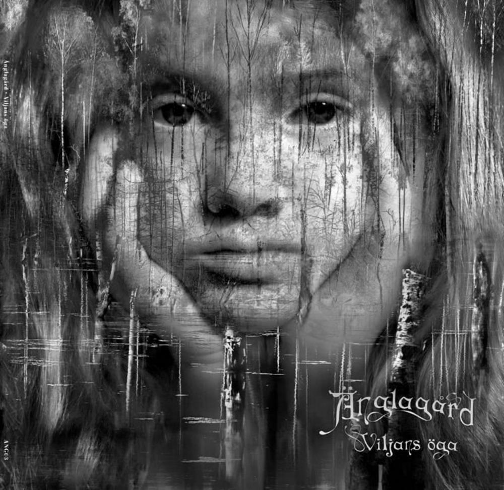 Änglagård - Viljans Öga CD (album) cover