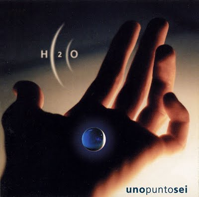 UnoPuntoSei by H2O album cover