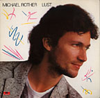 Michael Rother - Lust CD (album) cover