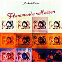 Michael Rother Flammende Herzen album cover