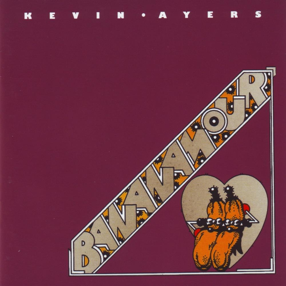 Kevin Ayers Bananamour album cover