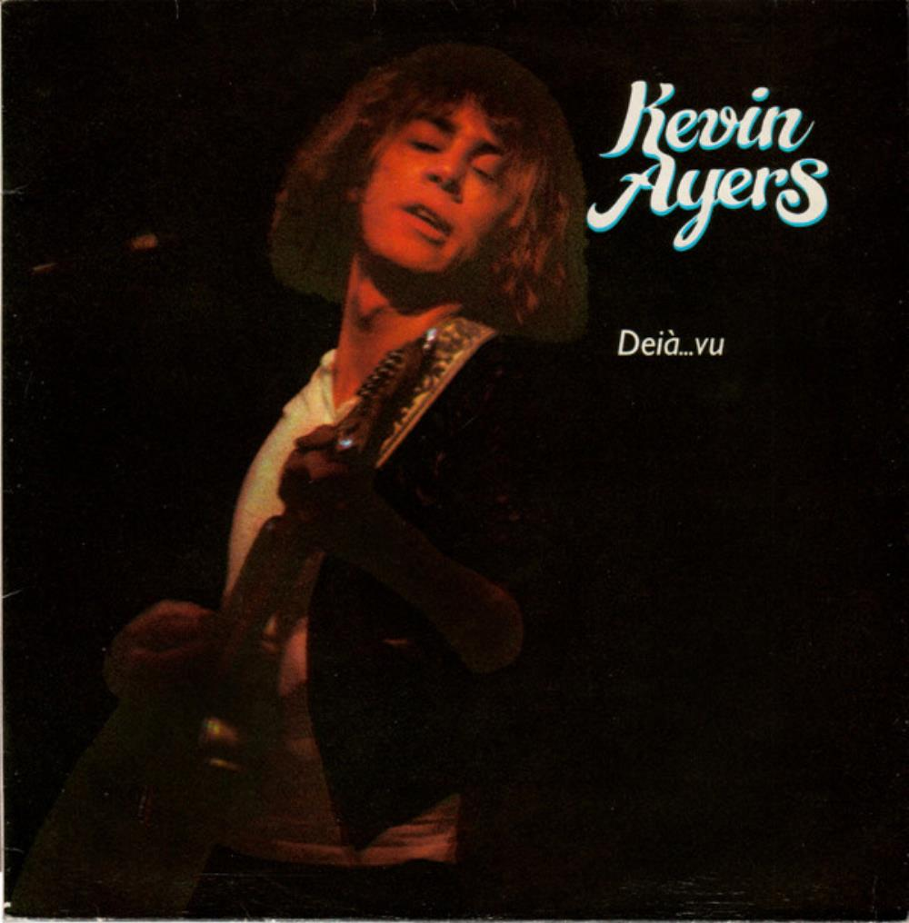 Deià...Vu by AYERS, KEVIN album cover