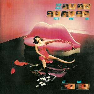 Kevin Ayers That's What You Get Babe album cover