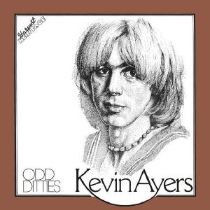 Kevin Ayers Odd Ditties album cover