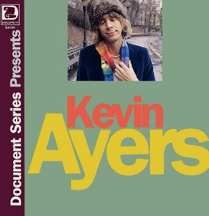 Kevin Ayers Document Series: Kevin Ayers  album cover