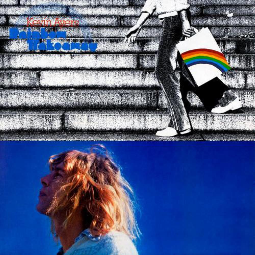 Kevin Ayers - Rainbow Takeaway CD (album) cover