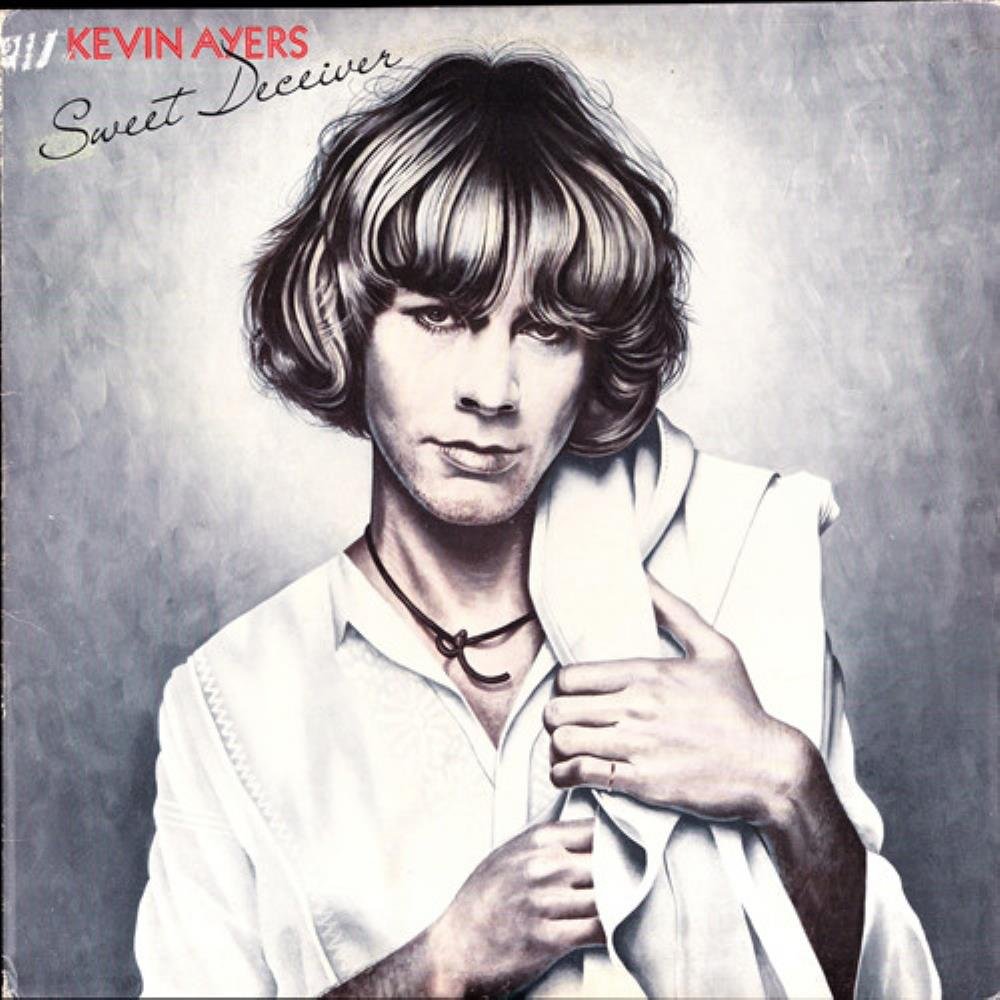 Kevin Ayers - Sweet Deceiver CD (album) cover