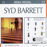 Syd Barrett - The Madcap Laughs / Barrett CD (album) cover