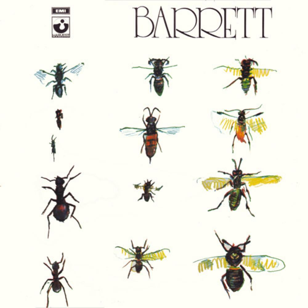 Syd Barrett - Barrett CD (album) cover