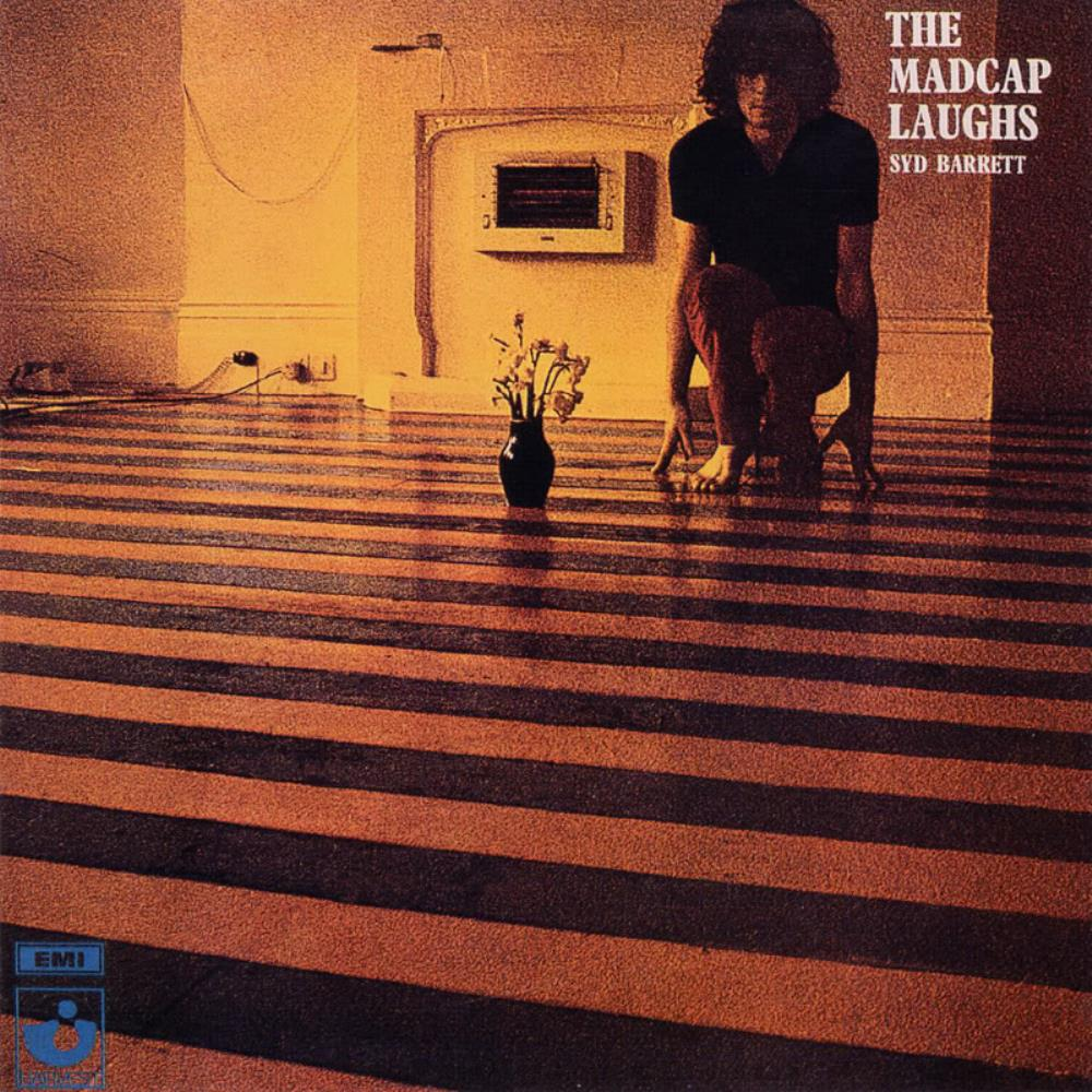 The Madcap Laughs by BARRETT, SYD album cover
