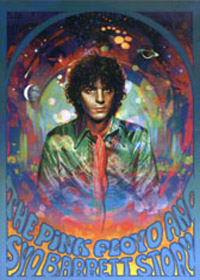 Syd Barrett The Syd Barrett Story album cover