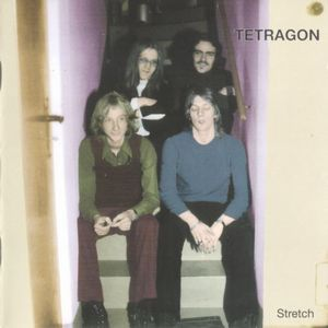 Tetragon - Stretch CD (album) cover