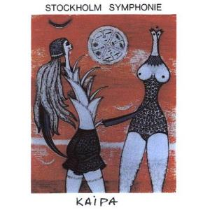 Kaipa - Stockholm Symphonie CD (album) cover