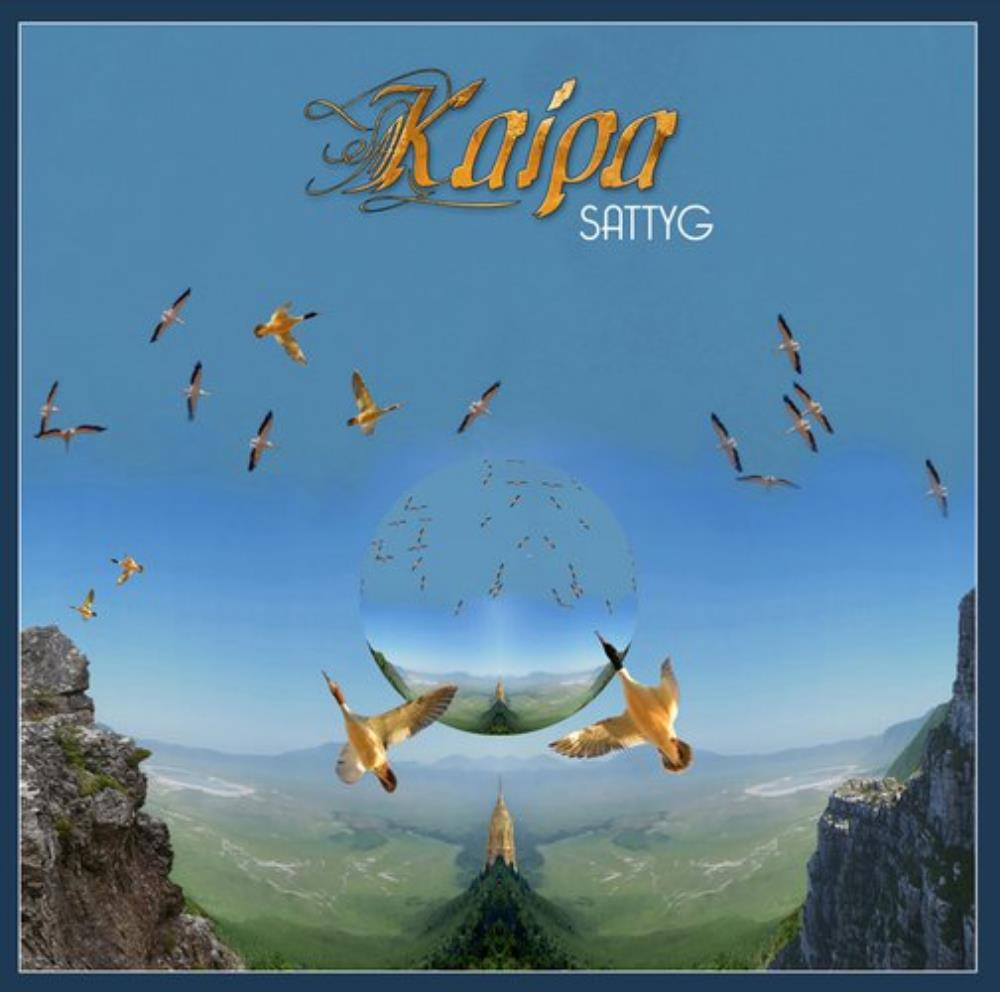 Sattyg by KAIPA album cover
