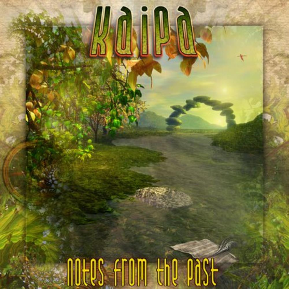 Notes From The Past by KAIPA album cover
