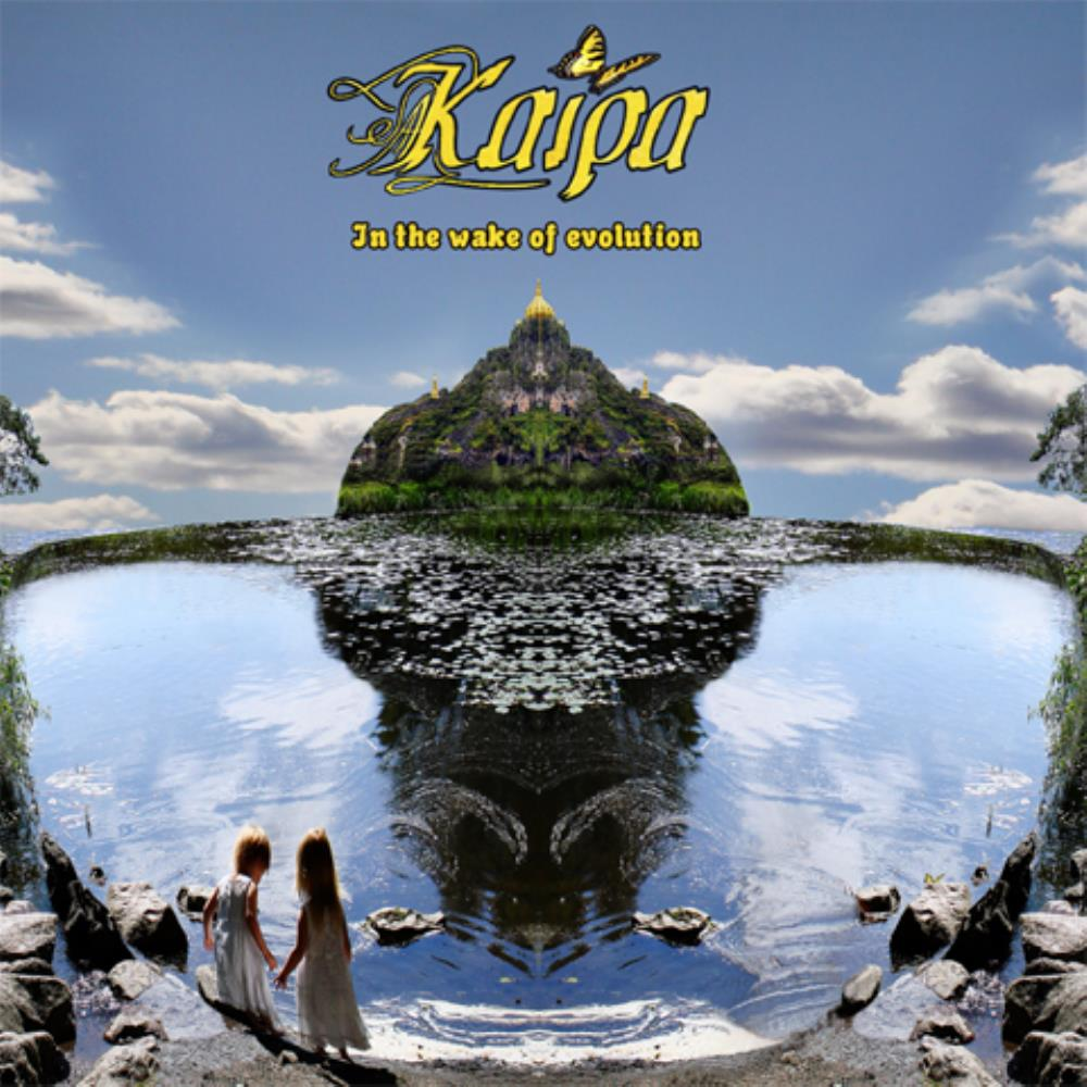 In The Wake Of Evolution by KAIPA album cover
