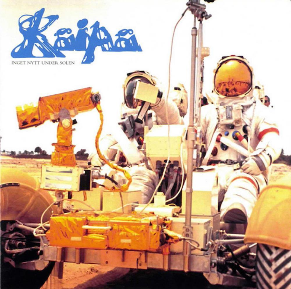 Inget Nytt Under Solen by KAIPA album cover