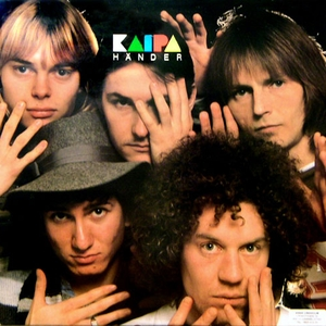 Kaipa - H�nder CD (album) cover