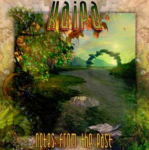 Kaipa Notes From The Past  album cover