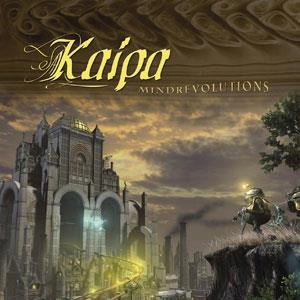 Kaipa Mindrevolutions album cover