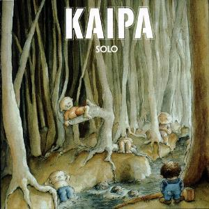 Kaipa Solo album cover