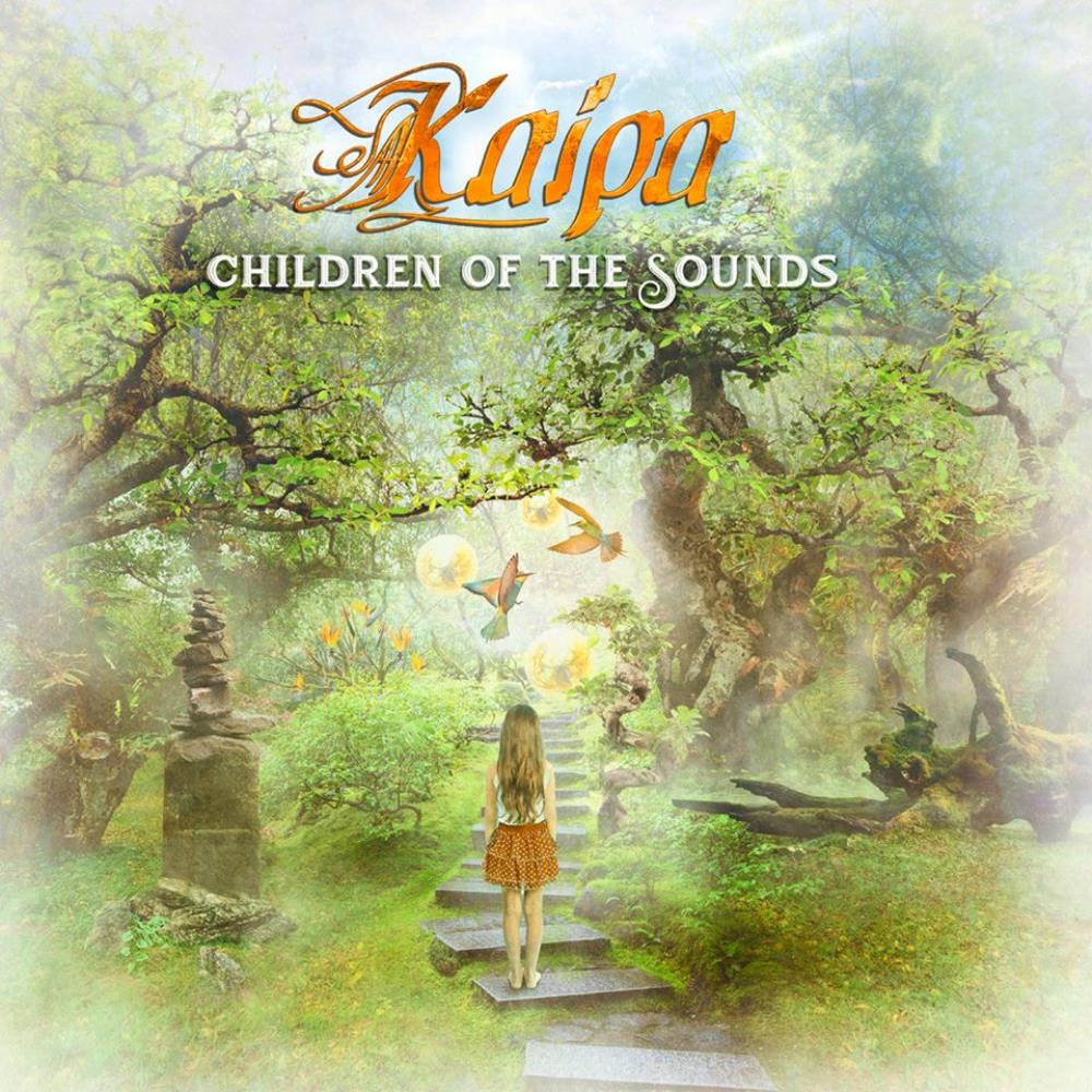 Kaipa Children Of The Sounds album cover