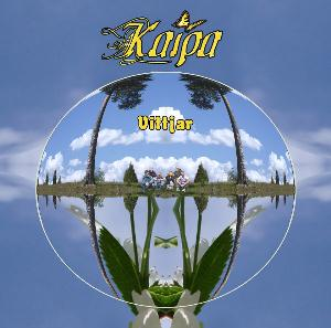 Kaipa - Vittjar CD (album) cover
