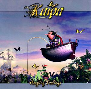 Kaipa - Angling Feelings CD (album) cover