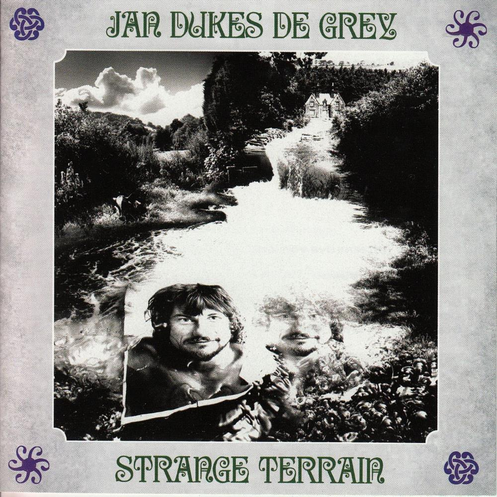 Jan Dukes De Grey Strange Terrain album cover