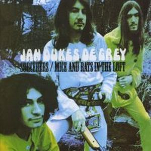 Jan Dukes De Grey - Sorcerers/Mice And Rats In The Loft CD (album) cover
