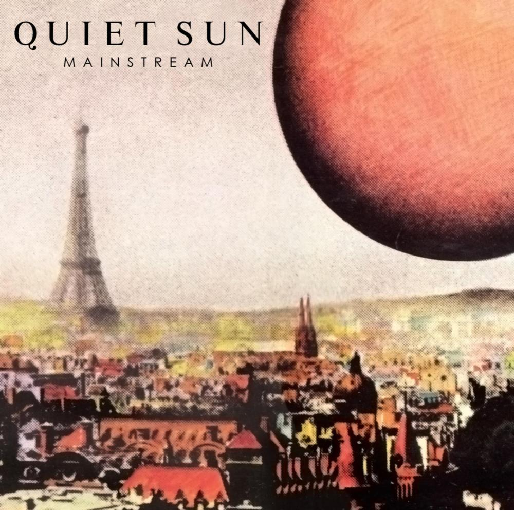 Mainstream by QUIET SUN album cover