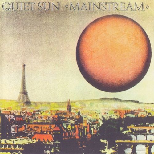 Quiet Sun - Mainstream CD (album) cover