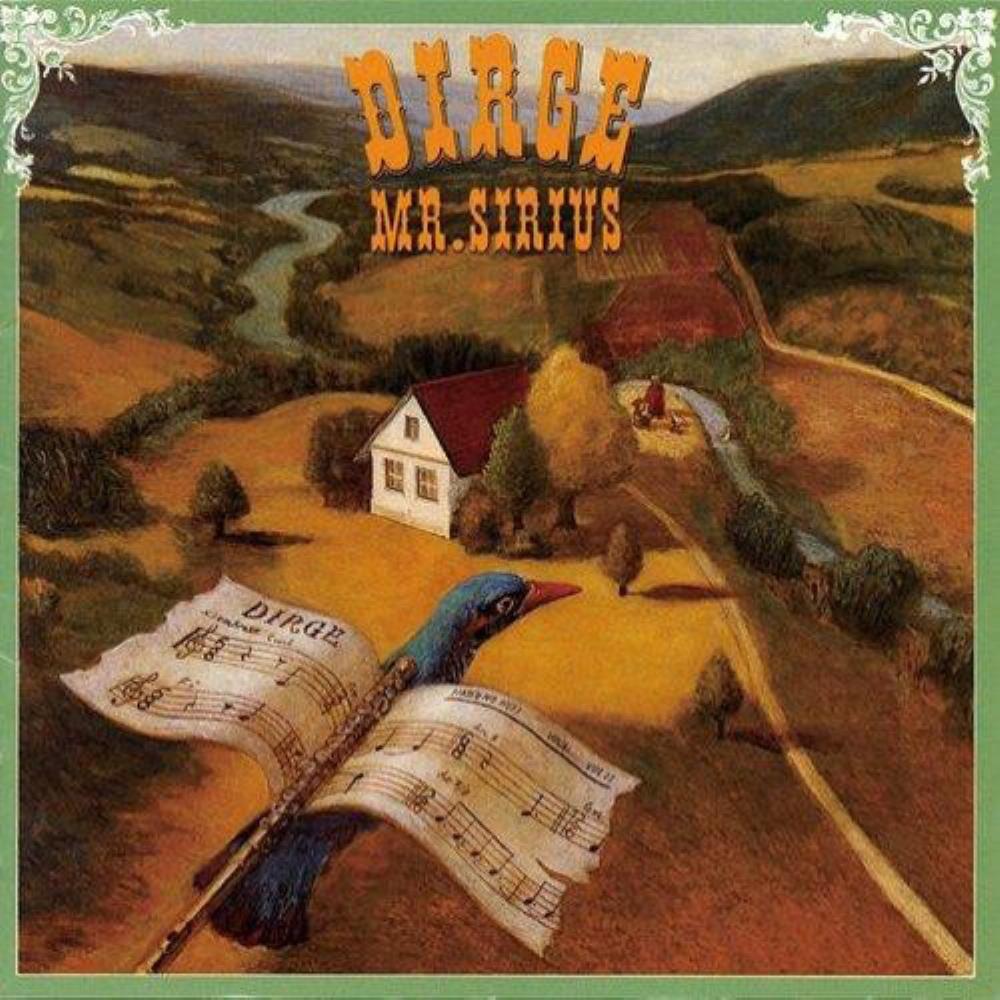 Dirge by MR. SIRIUS album cover