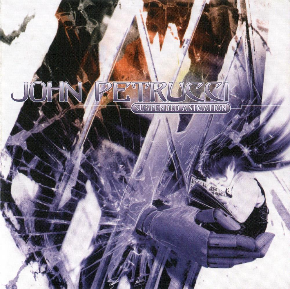 John Petrucci - Suspended Animation CD (album) cover