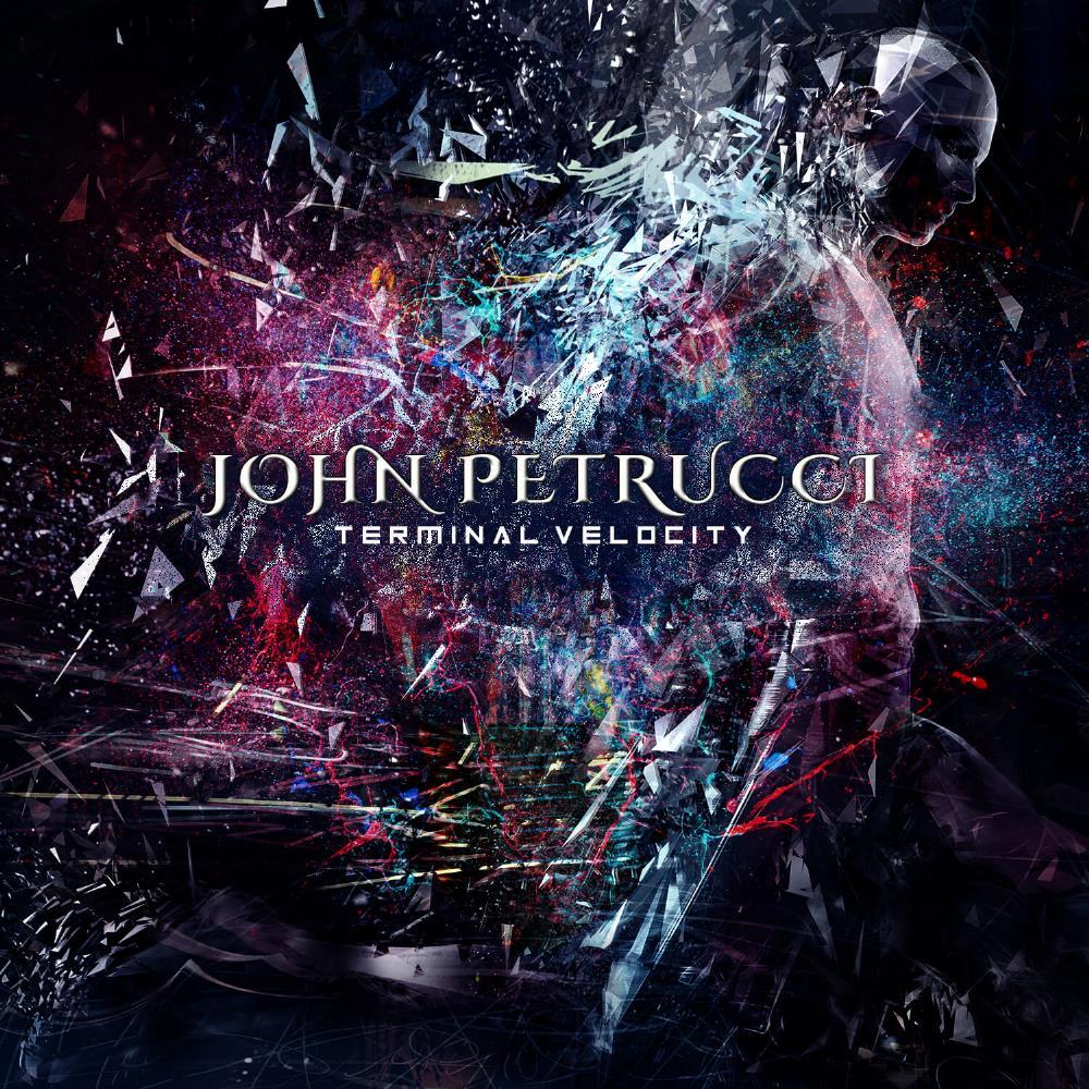 Terminal Velocity by PETRUCCI, JOHN album cover