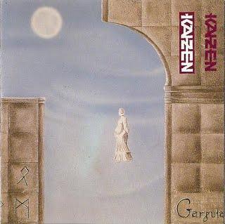 Gargula  by KAIZEN album cover